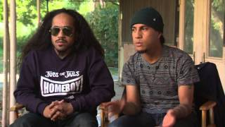 Battle of the Year: Choreographers Rich and Tone Talauega On Set Movie Interview