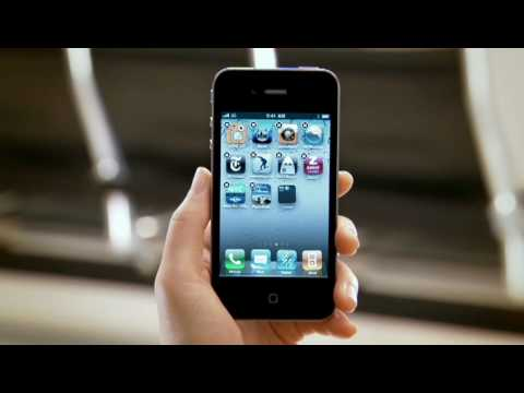 Youtube Video Apple iPhone 4 8 GB in schwarz