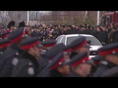 john - RIP9824 Police Funeral for line of duty death on Toronto Police Constable John Zivcic from the Toronto Congress Centre. Live feed by Toronto Police Service ...