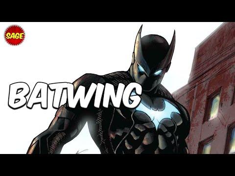 "Who is DC Comics Batwing? High-Tech ""Batman of Africa"""