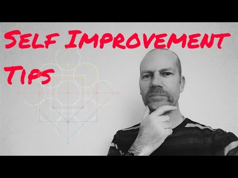 Self Improvement Tips – Easy Ways To Self Improvement