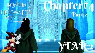 CURSED VAULT IN HOGWARTS! Harry Potter Hogwarts Mystery Chapter#4 YEAR 2