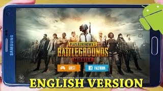 Video How To Download PUBG Mobile On Android English Version MP3, 3GP, MP4, WEBM, AVI, FLV April 2018