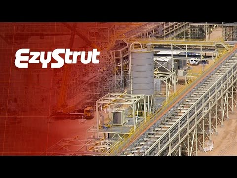 Introduction to EzyStrut - Australian Cable and Pipe Support