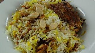 Chicken Biryani برياني الدجاجhttps://www.facebook.com/groups/najatskitchen/https://twitter.com/najatskitchen