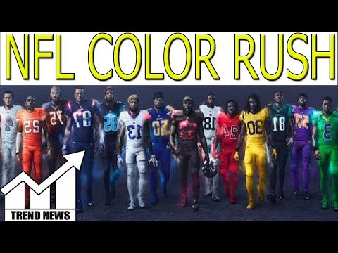 What Happened to Color Rush Uniforms in the NFL?