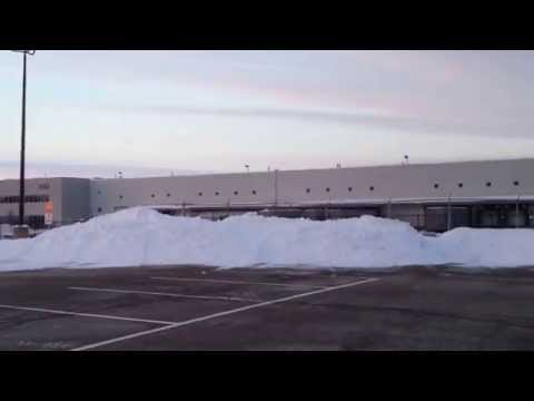 The Amazon.ca Fulfillment Center in Mississauga (Greater To