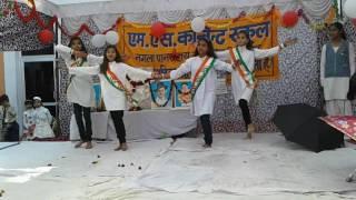 Phir bhi Dil hai Hindustani dance video !! Republic Day !! Choreography Arjun Baghel !!
