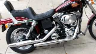 7. 2000 Dyna Wide glide survivor, only 1200 miles, for sale in Texas