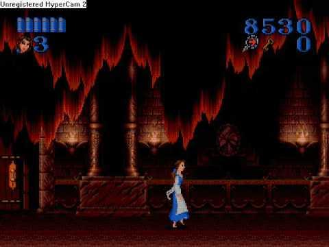 La Belle et la B�te : Belle's Quest Megadrive