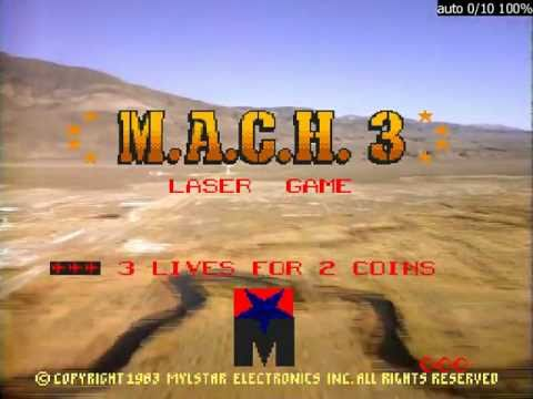 Mach 3 Atari