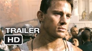 Nonton White House Down Official Trailer #1 (2013) - Jamie Foxx, Channing Tatum Movie HD Film Subtitle Indonesia Streaming Movie Download