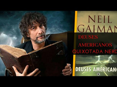 Deuses Americanos (American Gods), de Neil Gaiman