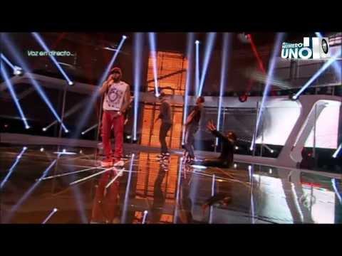 """El Número UNO, 2ª edición: Jason Derulo canta """"The other side"""""""