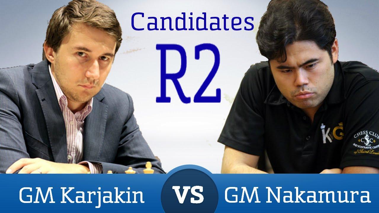 Karjakin – Nakamura Round 2 Candidates 2016 | Chess Game Analysis