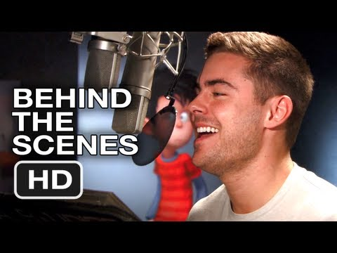 Dr. Seuss' The Lorax Behind the Scenes #1 - Zach Efron (2012) HD