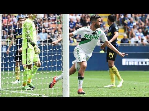 Inter-Sassuolo 1-2 - HD HIGHLIGHTS - 14/05/2017