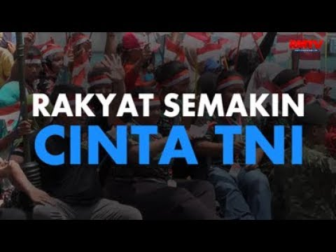 Rakyat Semakin Cinta TNI