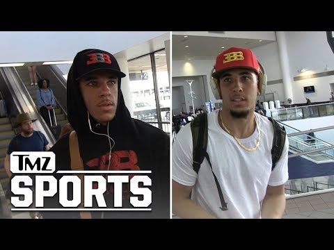 LiAngelo Ball, I'm Going To Be A Laker!   TMZ Sports