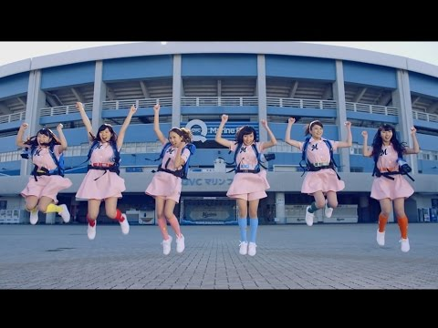 『カンパイ応援歌』 PV (  マリーンズ カンパイガールズ )