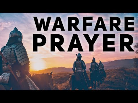 Warfare Prayer That Shakes The Kingdom Of Darkness