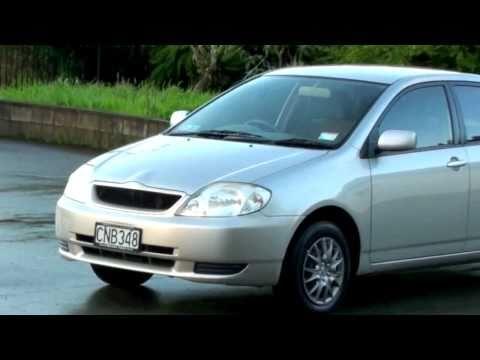 Toyota Corolla 2000, 121K, 1.5L Auto