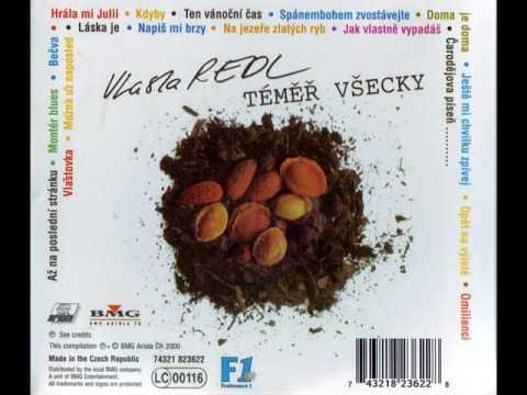 Vlasta Redl - Vlaštovka lyrics