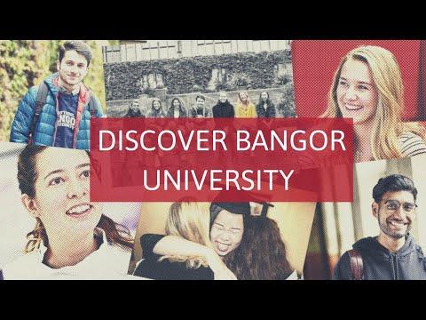 Discover Bangor University, Wales, UK