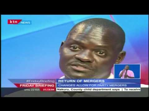 KTN Friday Briefing at the Home of Champions: Eldoret 1st July 2016