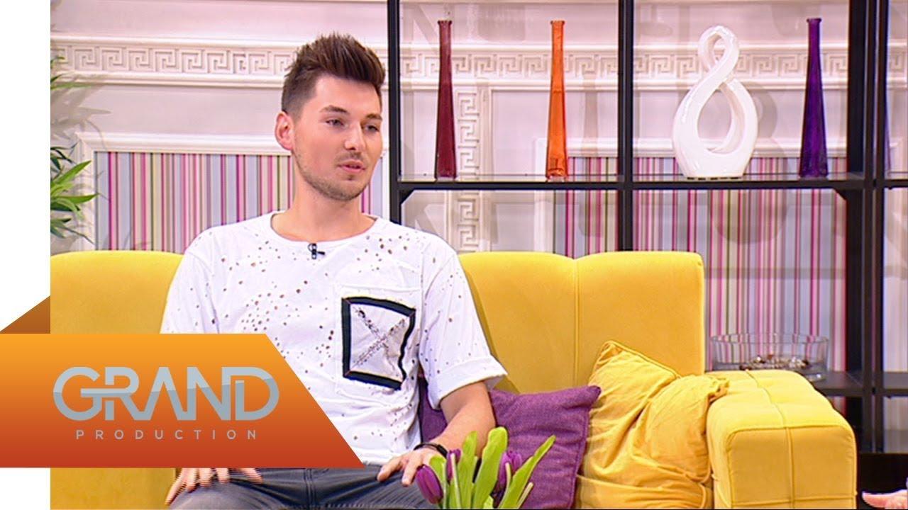 Igor Gmitrović, Katarina Živković, Antonio Krištofić, Sara Jelaš, Aleksandra Mladenović – Grand Magazin – (TV Grand – septembar)