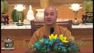 Nước Từ Rửa Sạch Oan Khiên 10 - Thầy. Thích Pháp Hòa (Mar. 29, 2013)