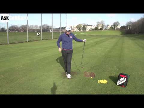Posture Golf Lesson Good Swing