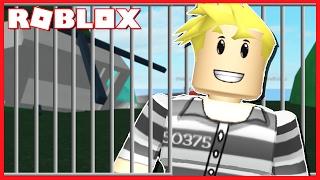 ESCAPE PRISON OBBY | Roblox | EASIEST ESCAPE EVER!?