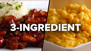 6 3-Ingredient Dinners & Sides by Tasty