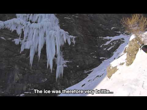 Frozen Love: An Ice Climbing Journey