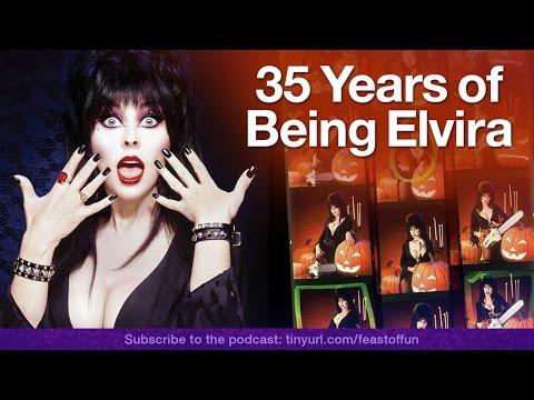 Podcast: 35 Years of Being Elvira