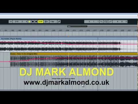 DJ Guide – How to Mix with ABLETON LIVE Tutorial Part 1 by DJ Mark Almond
