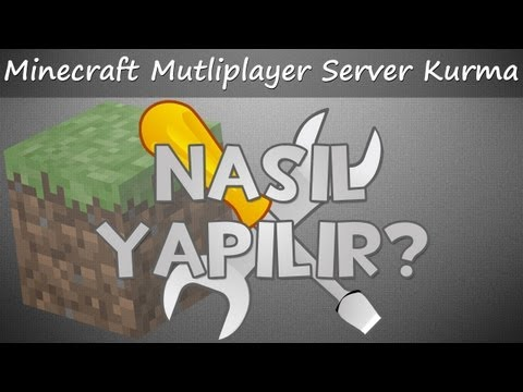 Minecraft Multiplayer Server Kurma Rehberi