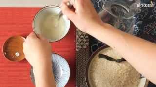 Cuire parfaitement du riz pour sushi