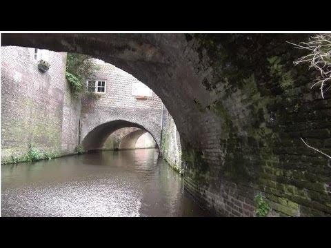 Canals of 's Hertogenbosch (binnendieze rondvaart Den Bosch)