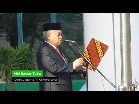 PT. KBN (Persero) Gelar Upacara Peringatan Hari Kesaktian Pancasila