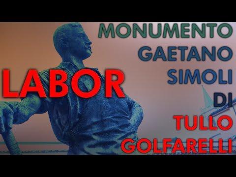 Monumento Simoli | Tullo Golfarelli