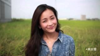 美女暦13年10月号「足場美女」☆水野杏美☆ Japanese Construction Girl