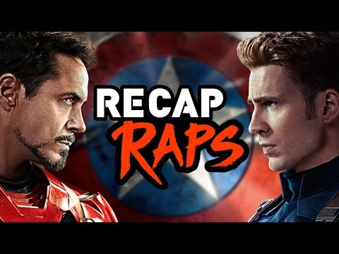 A Rap Recap of Captain America Civil War