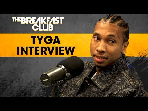 Tyga On Losing Kylie Jenner, Rob & Blac Chyna, False Rumors & More W/ The Breakfast Club