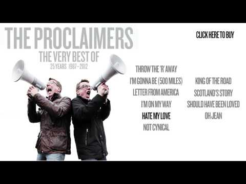 The Proclaimers - The Very Best Of Album Sampler