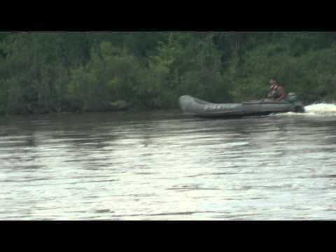 лодка пвх под ветерком 12