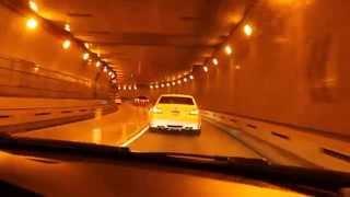 BMW E60 M5 tunel
