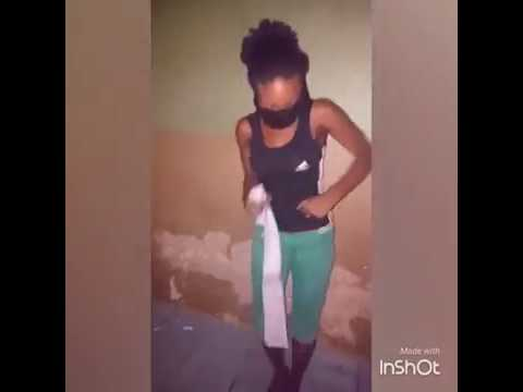 Hausa Lady Dances Half Naked To Adam A Zango Song..