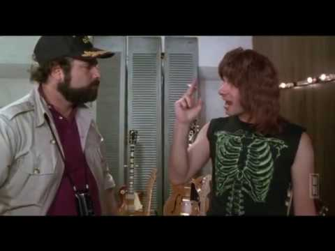 """These go to Eleven... —""""This is Spinal Tap"""" (1984)"""